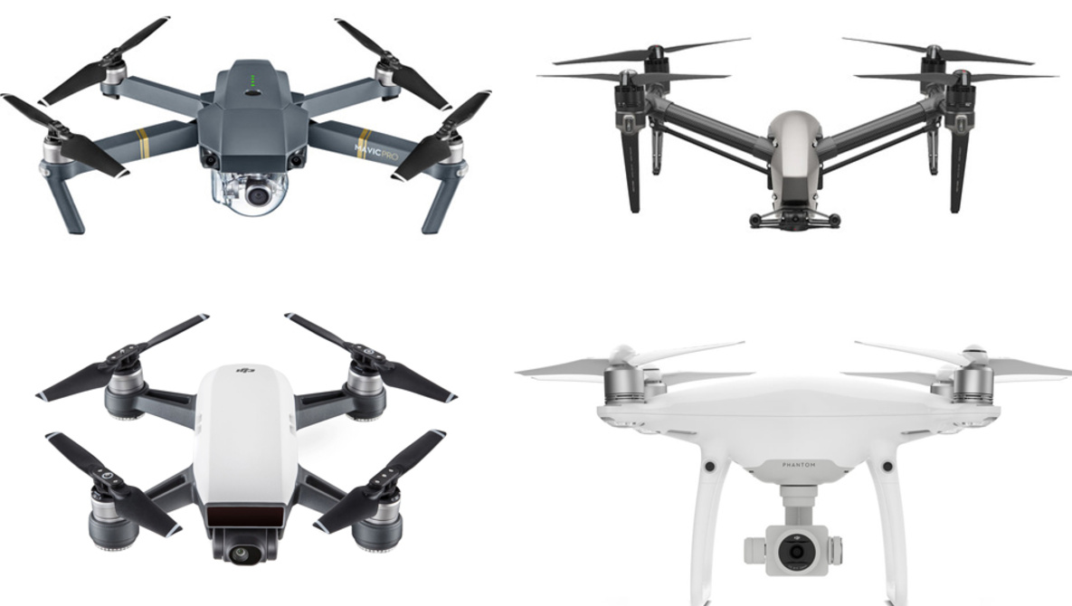 Top 7 Best DJI Drones 2020 - Drones for