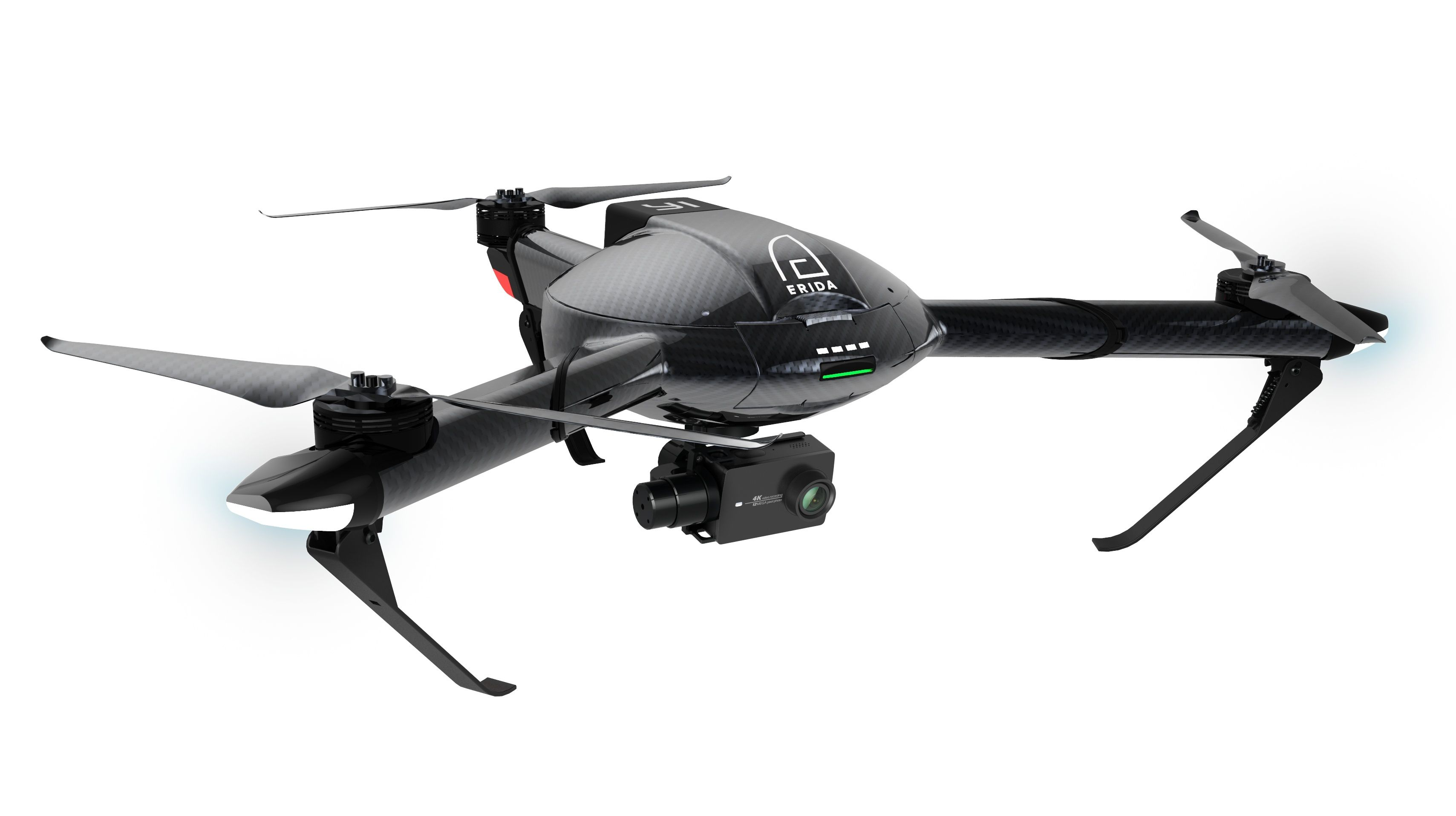 Tricopter Drone